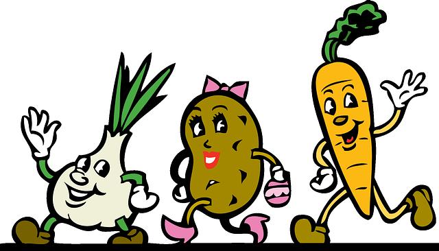 Gulerødder vokser ikke på træer